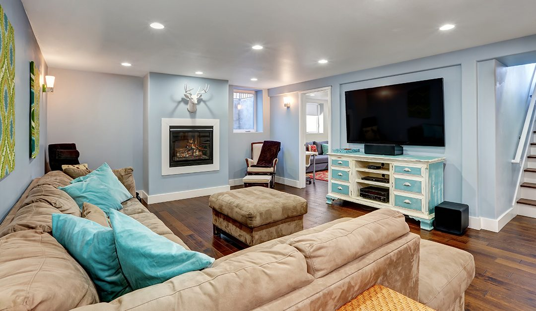 Creative Basement Remodeling Ideas