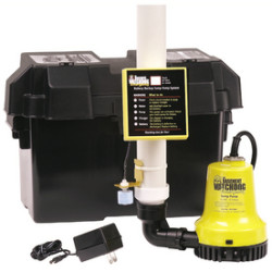 Sump Pump Battery Backup System