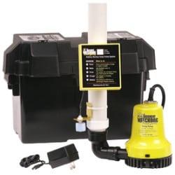 Sump Pump Battery Backup System