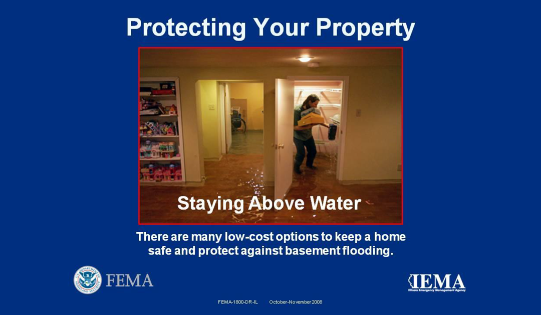 Protecting Your Home from Basement Flooding