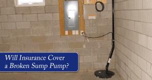 insurance sump pump