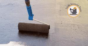 winter basement waterproofing