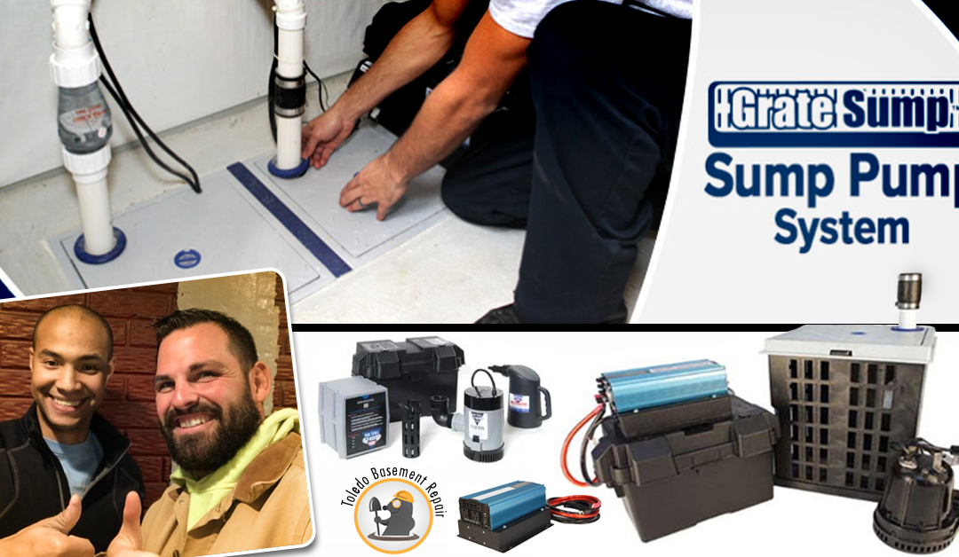 Does your Sump Pump have a Backup Plan?