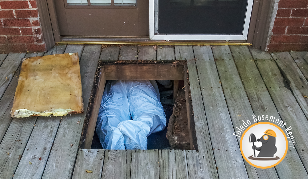 The Foundation in your Crawl Space