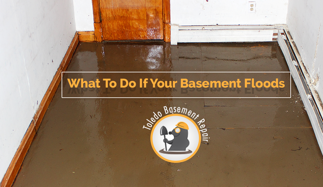 What To Do If Your Basement Floods