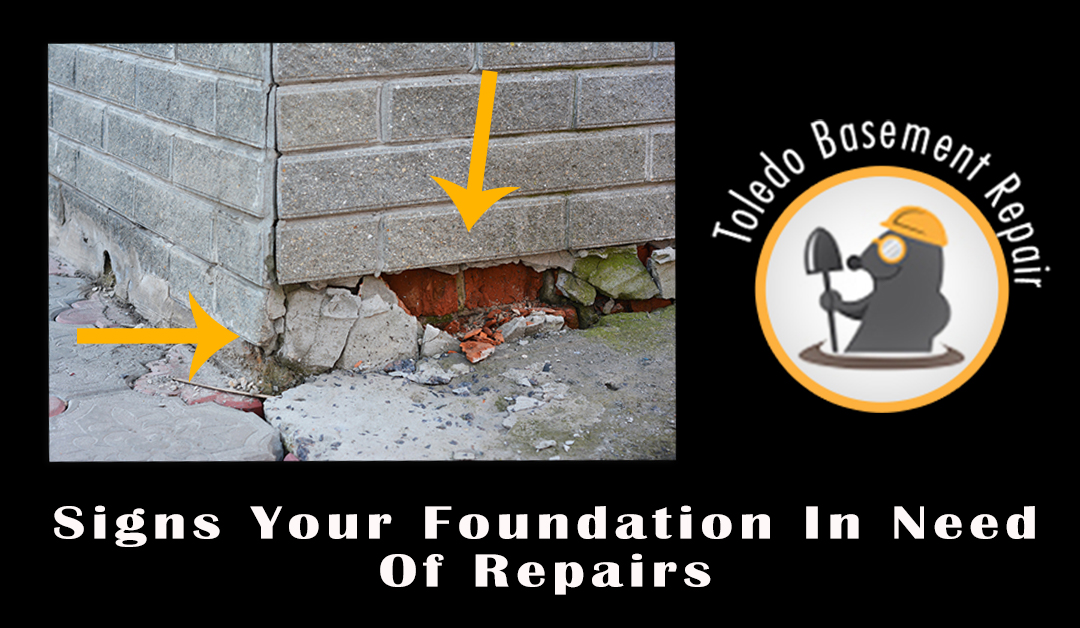 Is Your Foundation In Need Of Repair?