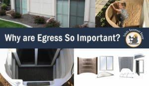 Egress windows important