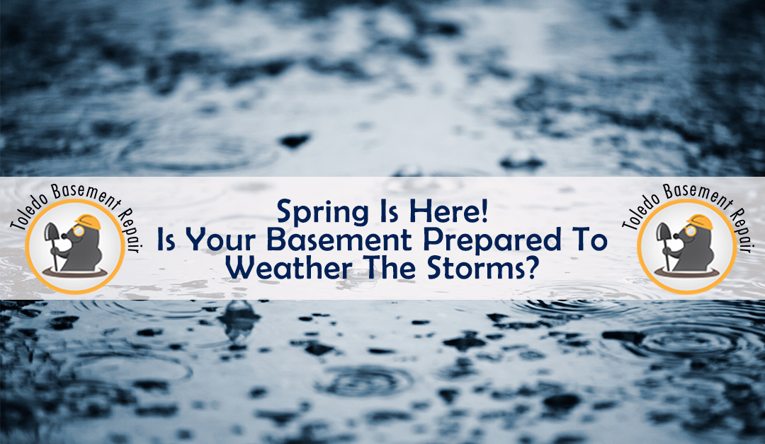 spring rains protect your investment