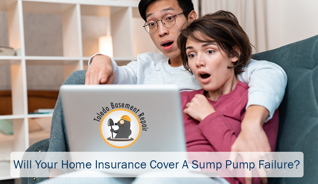 Will Your Home Insurance Cover A Sump Pump Failure?