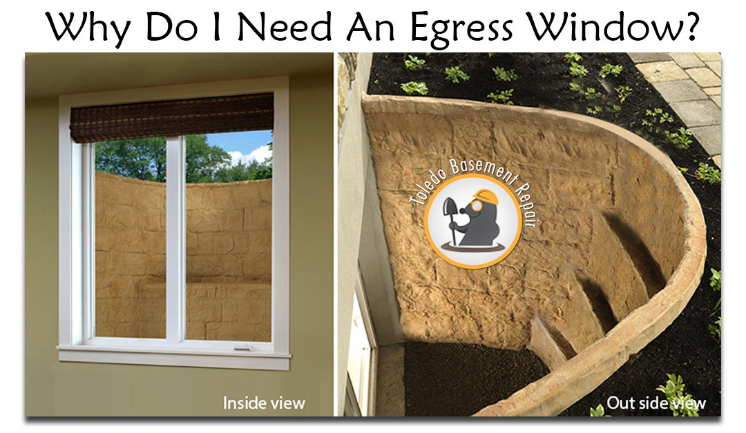 Why do I need an Egress Window in My Basement?