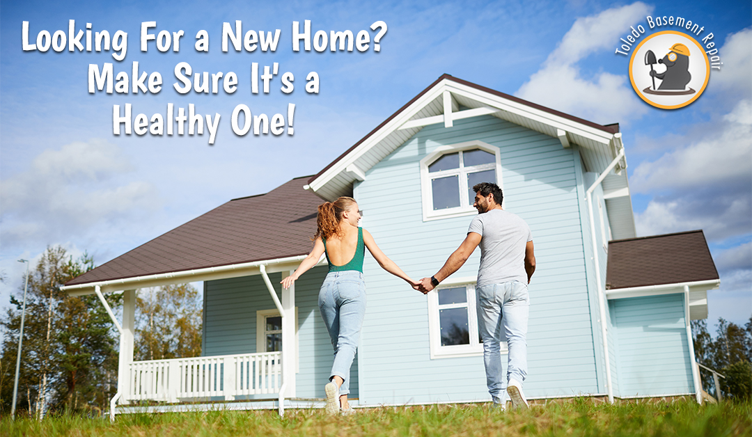 Hunting for a Healthy Home- Here's What To Look For!