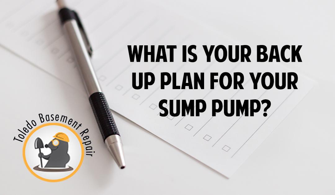What's Your Backup Plan for Your Sump Pump?