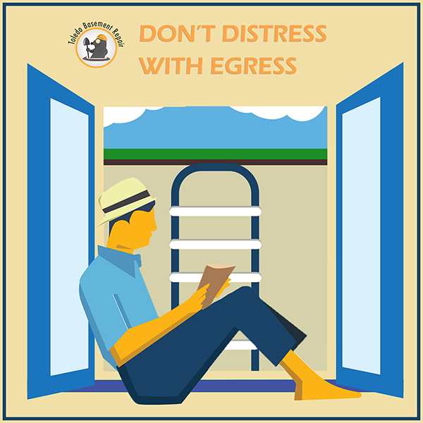Don't Distress with Egress