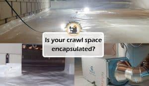 crawlspace encapsulation
