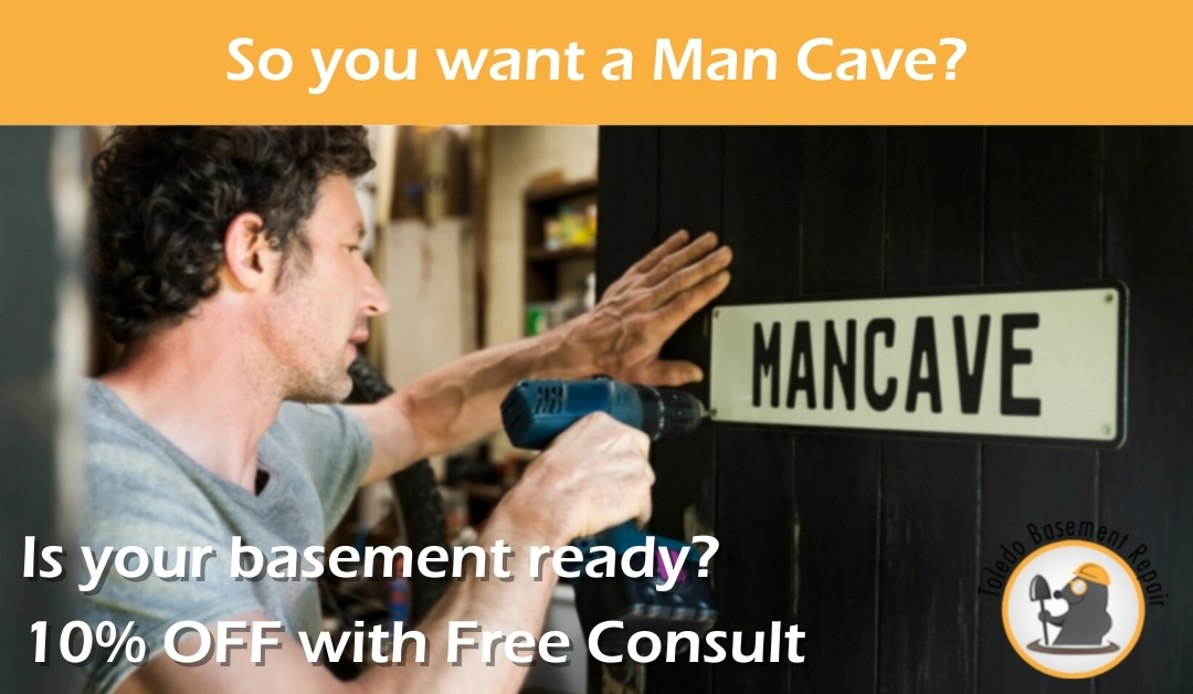So You Want A Man Cave